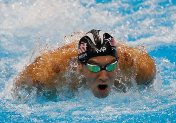 Olympic Swimming: 2008 Set the Gold Standard for Records