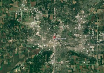 Beyond the Bend: Exploration Through a Google Earth Experiment