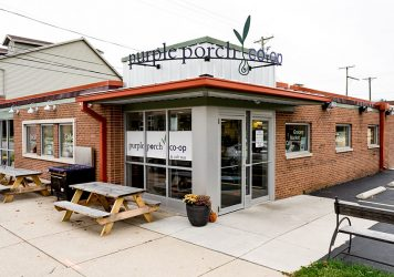 Bringing the Farm Downtown: Purple Porch Co-op Cultivates Local Food